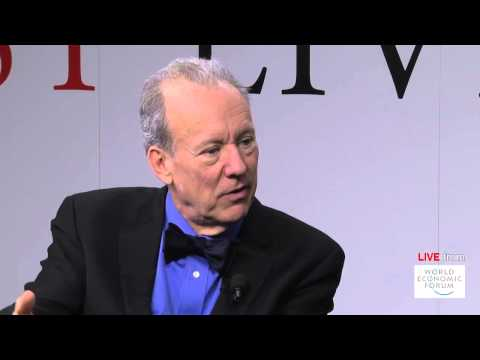 William McDonough HuffPost Live Interview | World Economic Forum - Davos