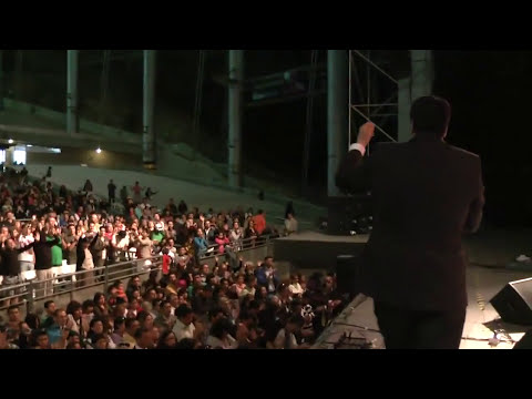 Pastor Josue Yrion Quinta Vergara 2012