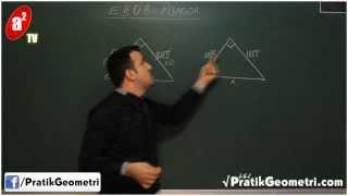 Pisagor 2 - Önder Hoca ile Pratik Geometri