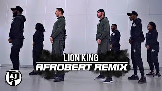 Lion King Afrobeat REMIX Ft. The Coalition | Twist and Pulse