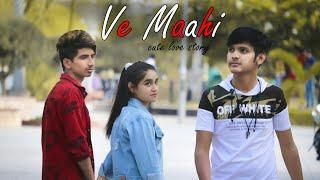 Ve Maahi   Kesari   Akshay Kumar & Parineeti Chopra   Latest Hindi Song 2019  Cute Love Story Tiktok