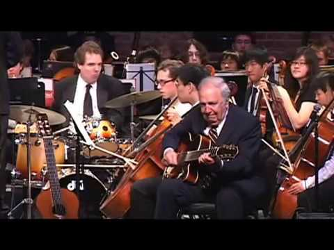Bucky Pizzarelli&The Bergen Youth Orchestra
