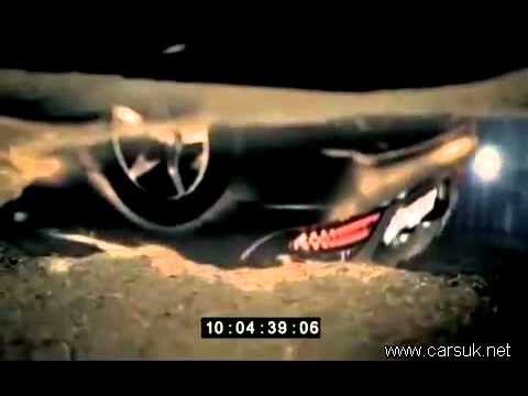 Mercedes-Benz SLK (2011-2012) French promo video leak (промо)