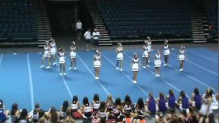 UCA Camp Champ 2010: Extreme Routine Division