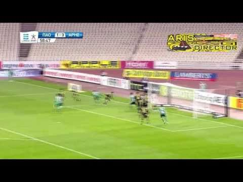 Panathinaikos vs. Aris 1-0 (Superleague - 2010/2011)