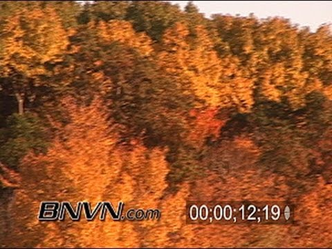 Various Fall Color Footage From The St. Croix River Valley from October 2006, Part 2 of 4