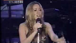 Hero-Mariah Carey Live at Michael Jackson and friends part 2