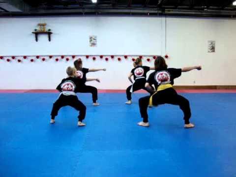 Kung fu Lévis, Québec séquence xing yi 010 25) Image 1