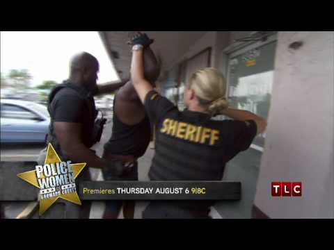 Police Women of Broward County - Sneak Peek: Meet Andrea Video