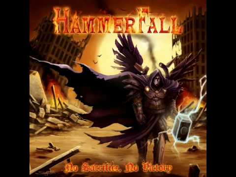 Hammerfall - Between Two Worlds