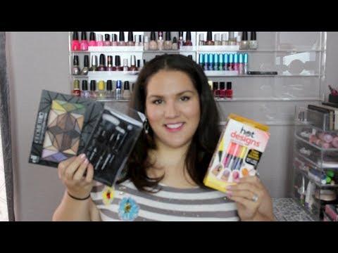 Haul: Dollar Tree, Wal-Mart & ELF!! + Bonus Giveaway!!