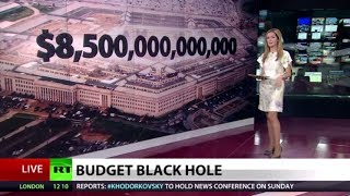 Black Budget: US govt clueless about missing (Pentagon) $trillions  12/21/13