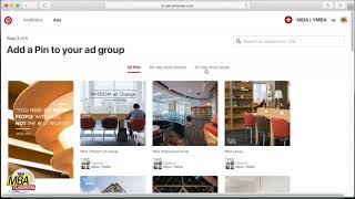 Pinterest Marketing 4 - How to promote Pins and Analytics