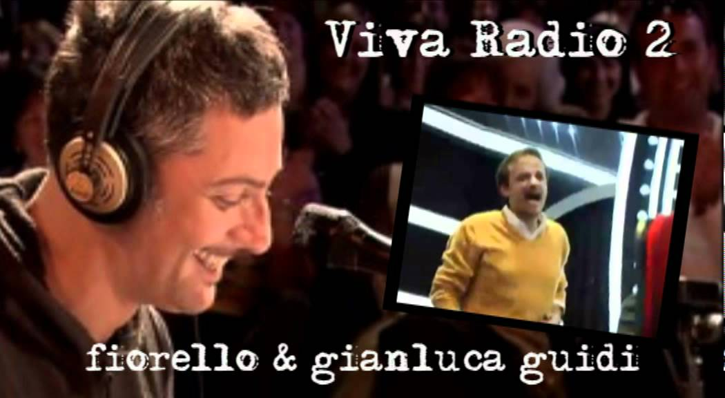 Viva Radio 2 - Fiorello e Gianluca Guidi - telefonata di Mike ...