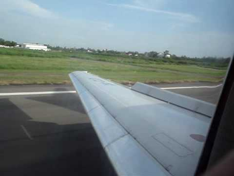 Landing Culiacan, Sinaloa - Aterrizando en Culiacán, Sinaloa