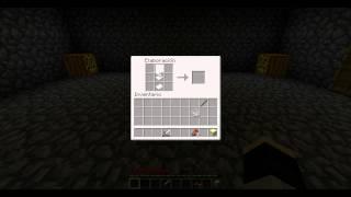 Como hacer un libro en minecraft