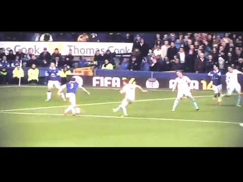Romelu Lukaku ALL Goals I 2013/14 I Everton F.C *HD*