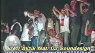 Dj Soundesign Feat Michael Benjamin Live Champ De Mars 11 Fevrier 2007