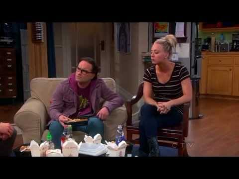 Sheldon and Penny had THE TALK!