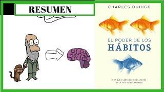 El PODER DE LOS HABITOS POR CHARLES DUHIGG l RESUMEN ANIMADO (LibrosAnimados)