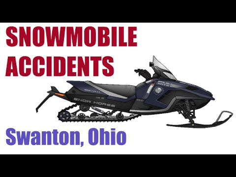 Ohio Personal Injury Attorney - Snowmobile Accidents - Swanton, OH