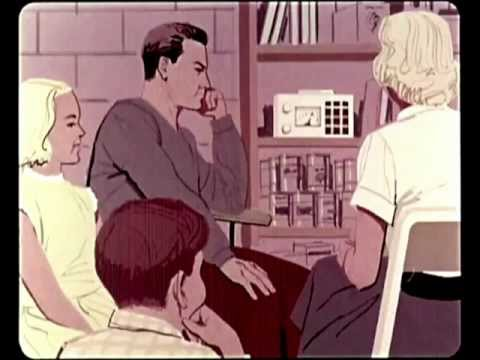 FAMILY FALLOUT SHELTERS: Nuclear War for Housewives Vintage Film - 1960s American Civil Defense