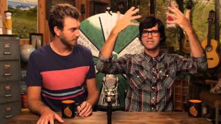 Rhett and Link at the White House