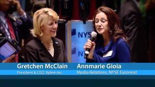 16 Nov 2011 Xylem Inc. Celebrates Successful Spin-off from ITT Corporation