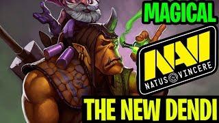 The New Midlanner Of NaVi Is Sick - Magical Alchemist - Dota 2