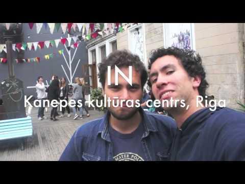 Selfie Video - Travel Latvia