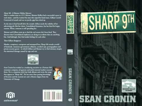 "'Rescue Me,' song from novel, ""Sharp 9th"""