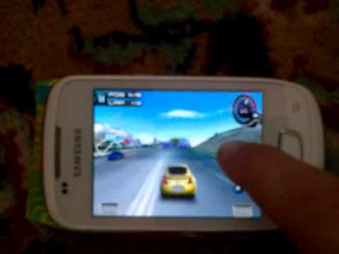 SAMSUNG GALAXY MINI GAMING ASPHALT5