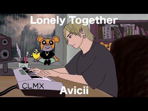 Avicii / Lonely Together (Piano Ver.)