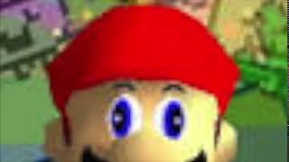 Mario 64 Oof Sound
