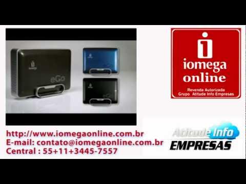 IomegaOnline Hd externo de Mesa Iomega para PC e MAC