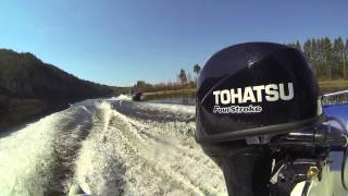 Tohatsu outboards 2014