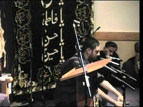 So Ja Mere Hussain (a.s.) - Husein Virji Reciting Marsiya At Leicester Matamdari video