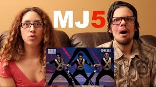 Download MJ5 ITA Awards American Reaction! 3Gp Mp4