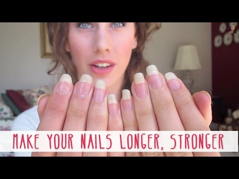 Make Your Nails Grow Longer, Stronger, and Faster!! Talkin Tuesday
