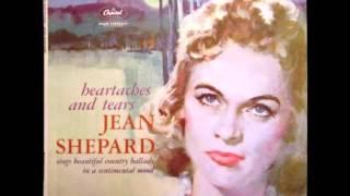 Watch Jean Shepard How Long Does It Hurt when A Heart Breaks video