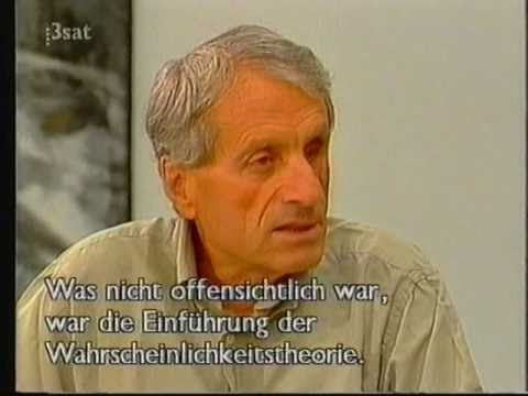 Iannis Xenakis (1 of 2) Filmed Interview in English with German subtitles Music Videos