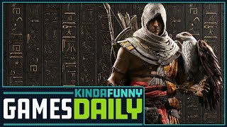 New Assassin Creed Leaked - Kinda Funny Games Daily