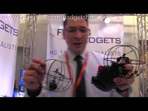The Gadget Show - London Toy Fair 2013