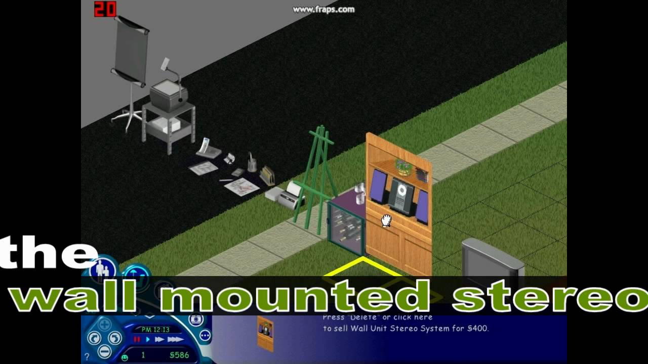 Ths sims 1 mods youtube for Mods sims 4 muebles