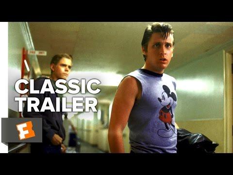 The Outsiders (1983) Official Trailer - Matt Dillon, Tom Cruise Movie HD