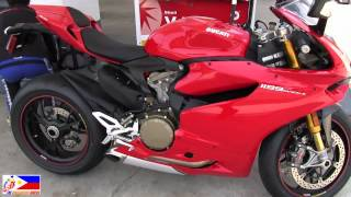 DUCATI Panigale 1199 S Start-Up & Revving Video (5.1 Surround Sound)
