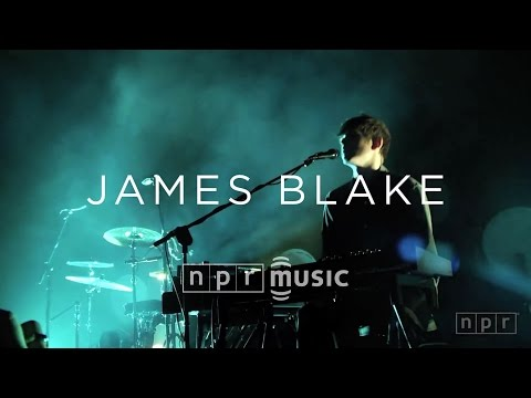 James Blake | NPR MUSIC FRONT ROW