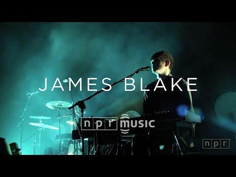 James Blake | NPR MUSIC LIVE