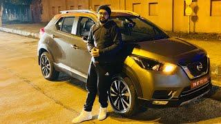 Driving Nissan Kicks At Night   Nissan Kicks Test Drive   Worth Buying Nissan Kicks   Kicks  Review
