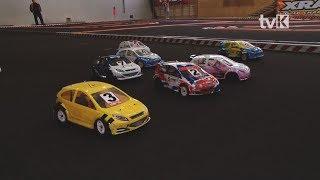 Wyścigi miniaturowych aut rajdowych